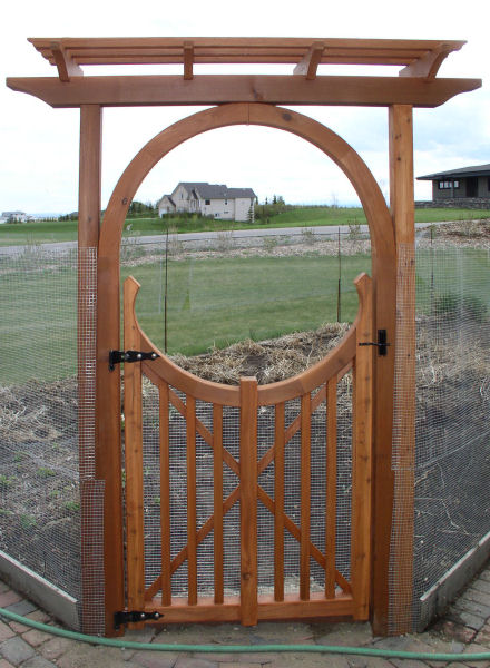 Garden Gate Plans Wood Garden Gate Plans Dempsey Woodworking Garden Gate