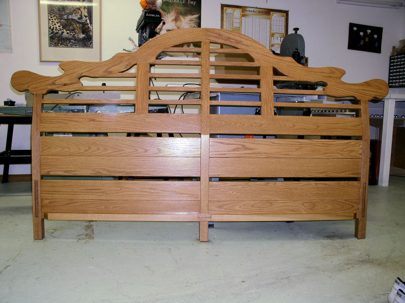 21 Amazing Woodworking Plans King Size Bed