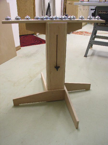 Dempsey Woodworking Roller Stand