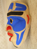 Bella Coola Mask