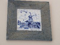 Delft Blue Tile